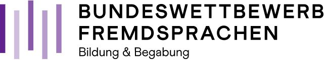 Logo Bundeswettbewerb Fremdsprachen