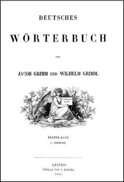Grimmsches Wörterbuch