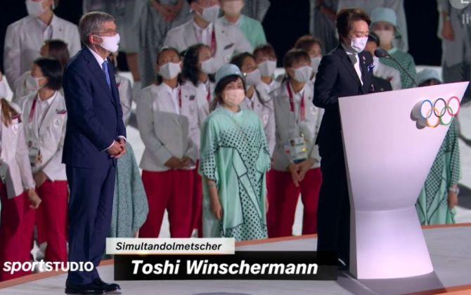 Olympische Spiele Tokio