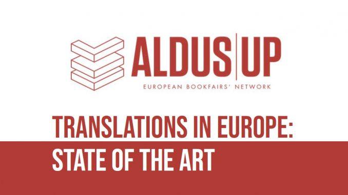 Aldus Up, Translations in Europe