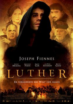 Luther Filmplakat