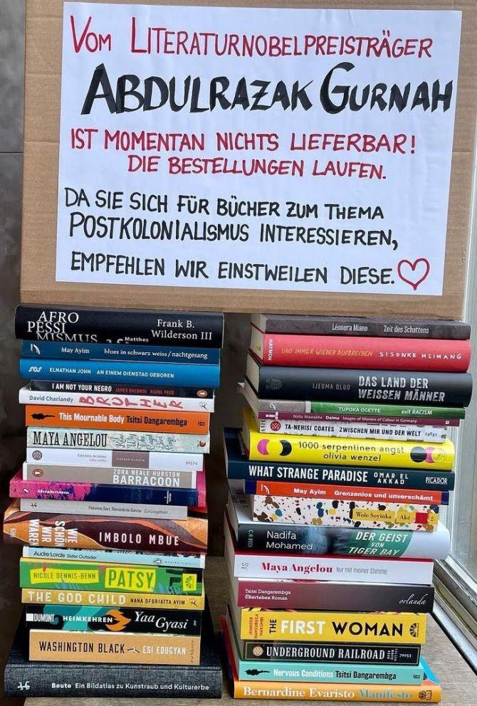 Ozelot Buchhandlung
