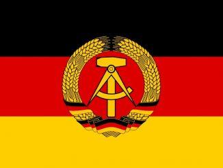 DDR-.Flagge